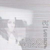 МДФ 5K | Lamigloss |18мм|4522| береза кремовая