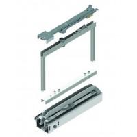 Выдвижная система Fulterer для карго REJS меди / макси, вращающаяся, серебро 100 кг