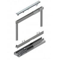 Выдвижная система Fulterer для карго REJS меди / макси, графит 120 кг