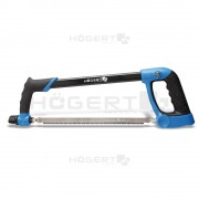 Ножовка универсальная Hoegert + 2 полотна