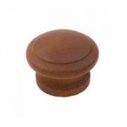 Ручка мебельная DC - Кнопка - Дерево 51