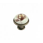 Ручка мебельная DC - ретро - Кнопка DG 19