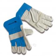 Перчатки сварочные с манжетом