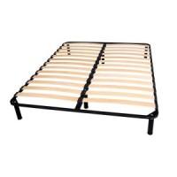 Каркас кровати на ламелях + ножки