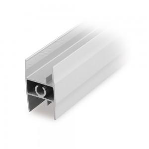 Алюминиевый профиль - HRS 18 / 4мм