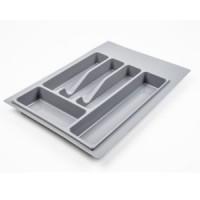 Лоток для кухонных приборов 450x390 серый Volpato (Италия)