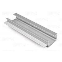 Ручка врезная алюминиевая - С Профиль 3,5 м