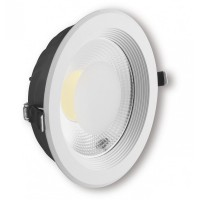 Круглый LED светильник COB - выбор мощности