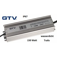 Блок питания для светодиодов LED - IP67 - водонепроницаемый