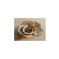 Ручка керамика White Rose