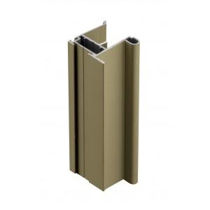 Профиль вертикальная рамка VISTA 18/4 мм